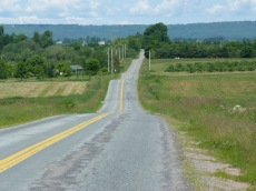 Backroad to Blomidon