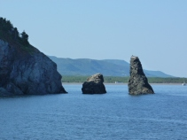 Cheticamp Rocks